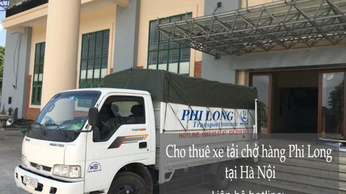 Taxi tải Hà Nội tại phố Hàng Lược