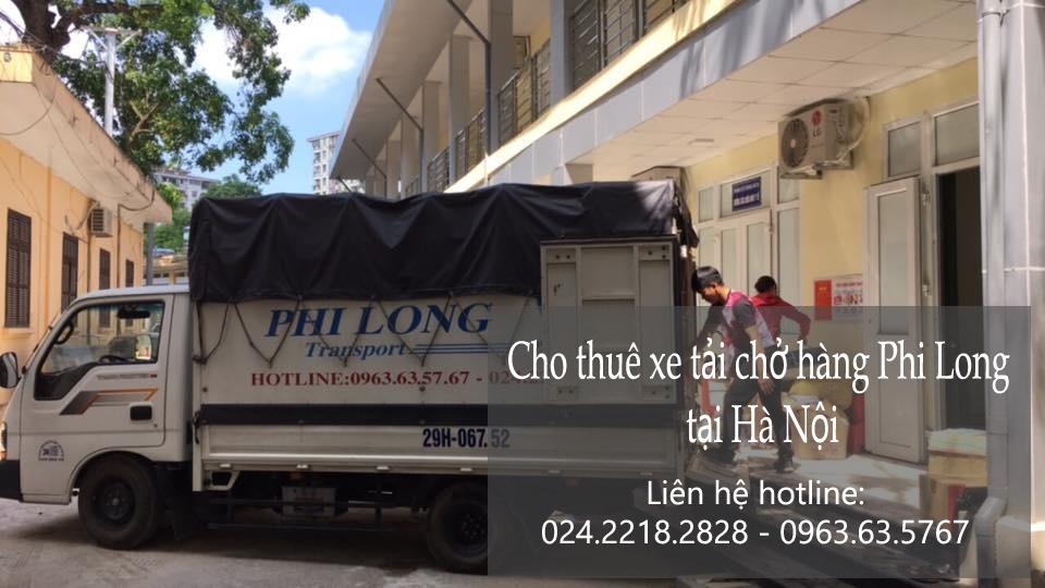 Thuê xe vận chuyển Hà Nội tại phố Ngô Thì Nhậm