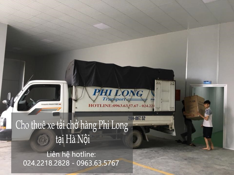Thuê xe vận chuyển đồ tại phố Mã Mây