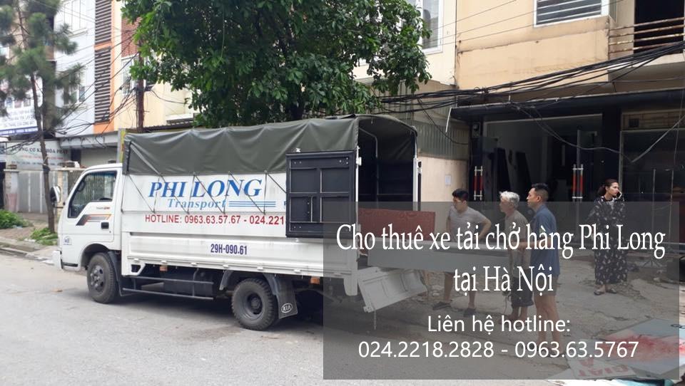 Dịch vụ taxi tải Hà Nội tại Cửa Bắc