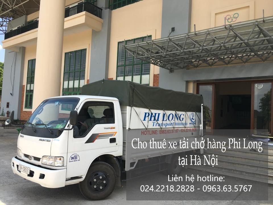 Dịch vụ taxi tải Hà Nội tại phố Lý Thường Kiệt