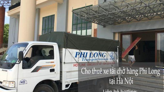 Dịch vụ taxi tải Hà Nội tại phố Mạc Đĩnh Chi