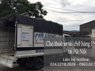 Phi Long chuyên cung cấp dịch vụ taxi tải tại phố Ngô Tất Tố