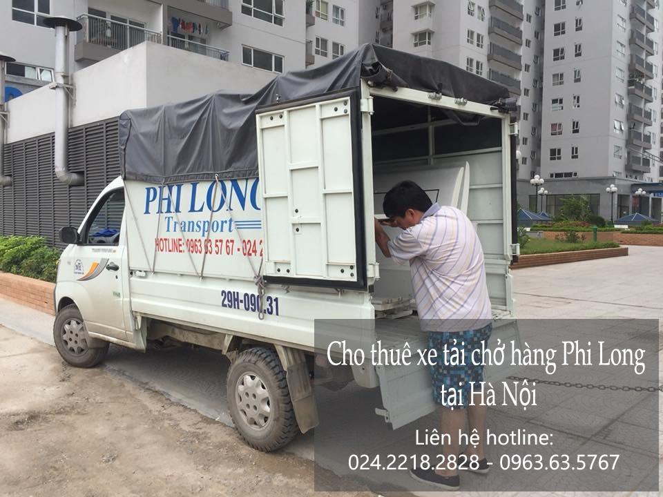 Dịch vụ taxi tải Hà Nội tại phố Đoàn Trần Nghiệp