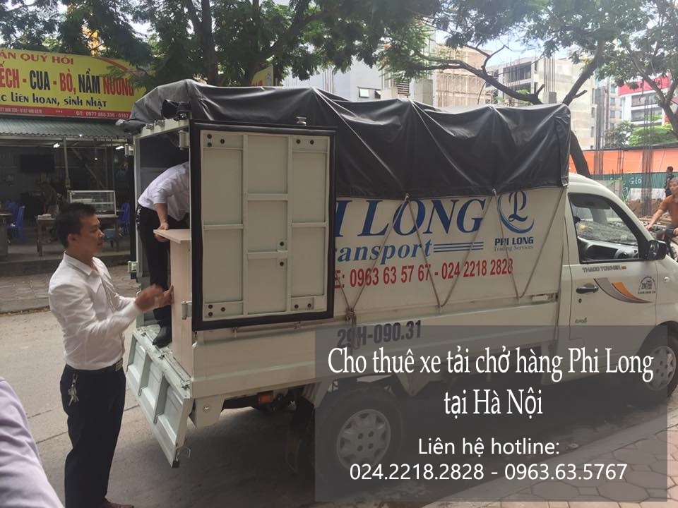 Cho thuê xe tải chở hàng Phi Long tại quận 1 TP_HCM