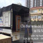Dịch vụ taxi tải Hà Nội tại phố Nguyễn Duy Dương