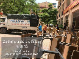 Dịch vụ taxi tải Hà Nội tại phố Tân Ấp