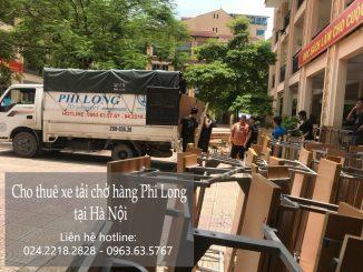 Dịch vụ taxi tải Hà Nội tại phố Hoàng Mai