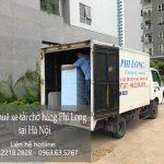 Dịch vụ taxi tải Hà Nội tại phố Đặng Thai Mai