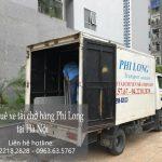 Dịch vụ taxi tải Hà Nội tại phố Bạch Thái Bưởi