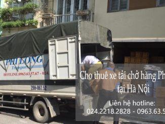Dịch vụ cho thuê taxi tải Hà Nội đường Nghi Tàm