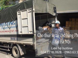 Dịch vụ cho thuê taxi tải Hà Nội tại đường Thanh Niên