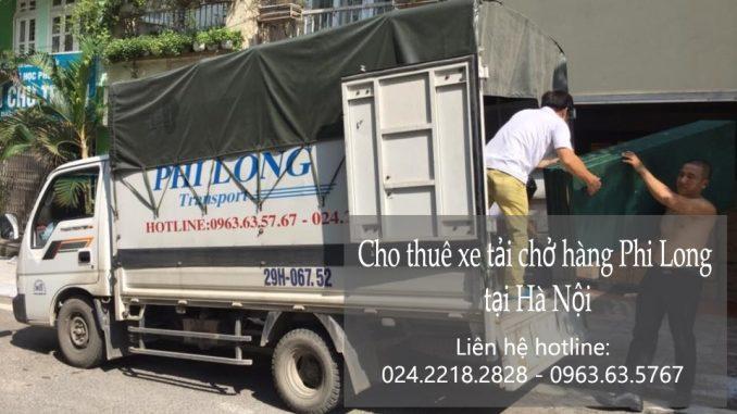 Dịch vụ taxi tải Hà Nội tại phố Phạm Ngũ Lão
