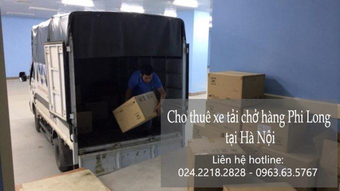 Dịch vụ taxi tải Hà Nội tại phố Nguyễn Chế Nghĩa