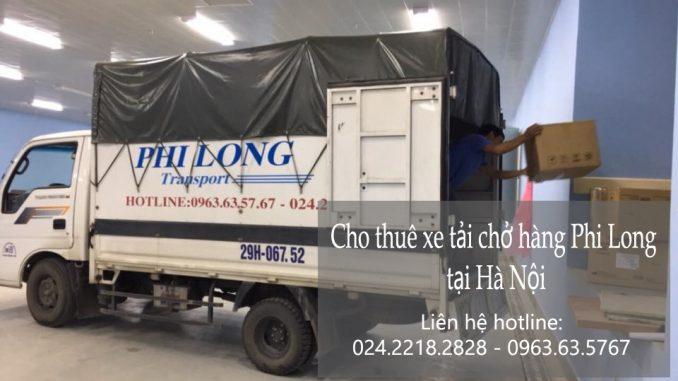 Dịch vụ taxi tải Hà Nội tại phố Lương Văn Can