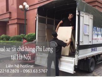 Dịch vụ chuyển nhà trọn gói tại phố Đội Cấn