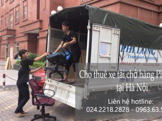 Dịch vụ taxi tải Hà Nội tại phố Kim Ngưu