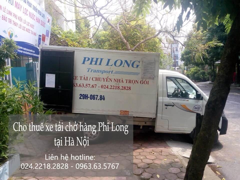 Dịch vụ taxi tải Hà Nội tại phố Hàng Bún