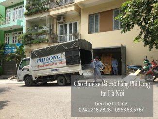 Dịch vụ taxi tải Hà Nội tại phố Hàng Dầu