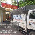Dịch vụ taxi tải Hà Nội tại phố Đông Thái