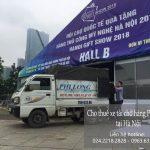 Dịch vụ taxi tải Hà Nội tại phố Hoa Bằng