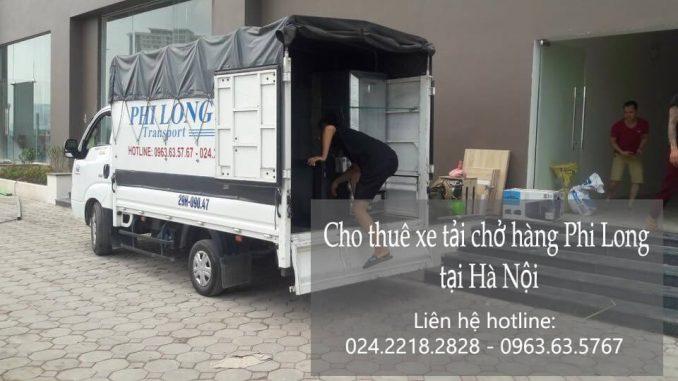 Taxi tải Hà Nội tại phố Chân Cầm