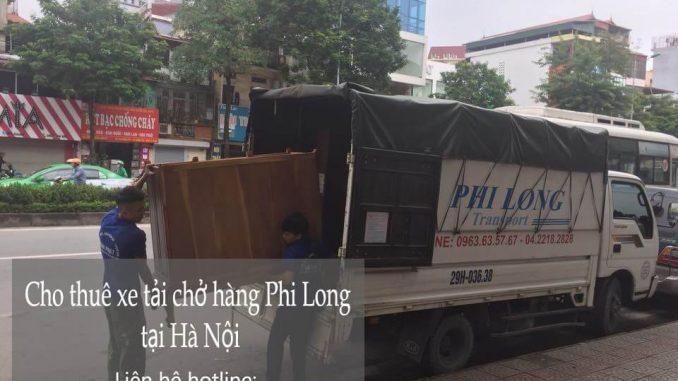 Taxi tải Hà Nội tại phố Đinh Công Tráng