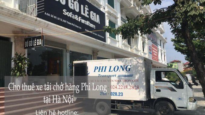 Dịch vụ taxi tải Hà Nội tại phố Hoa Lâm