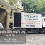 Dịch vụ taxi tải Hà Nội tại phố Dương Khê