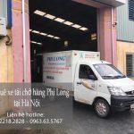 Dịch vụ taxi tải Hà Nội tại phố Cầu Gỗ