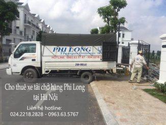 Dịch vụ taxi tải Hà Nội tại phố Đốc Ngữ