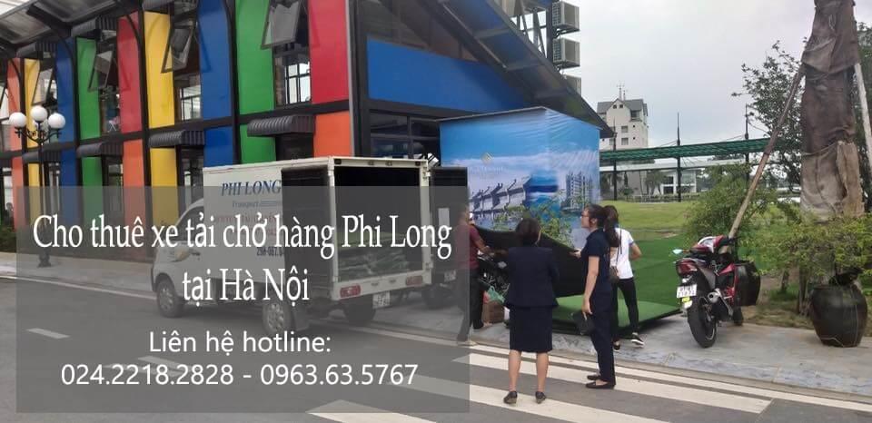 Dịch vụ taxi tải Hà Nội tại phố Nguyễn Cao
