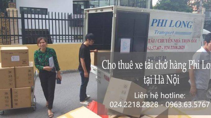 Dịch vụ taxi tải Hà Nội tại phố Nguyễn Khoái