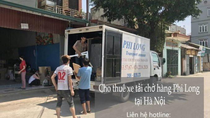 Dịch vụ taxi tải Hà Nội tại phố Cửa Nam