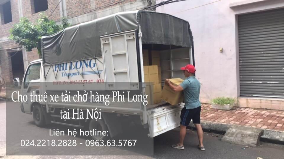 Dịch vụ taxi tải Hà Nội tại phố Láng Hạ