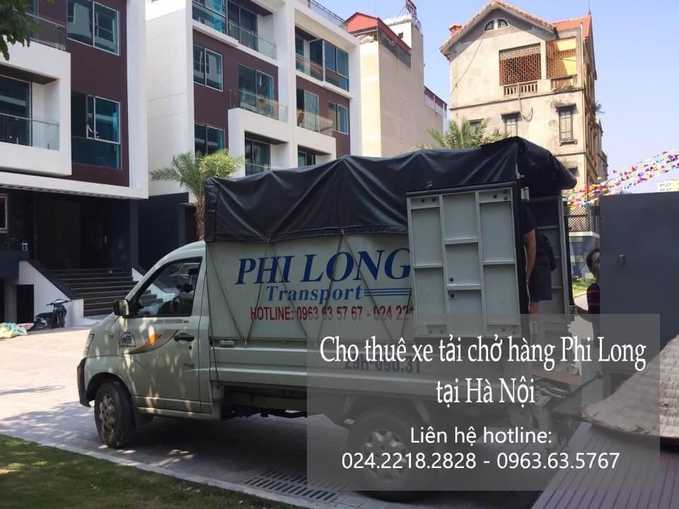 Dịch vụ taxi tải Hà Nội tại phố Đỗ Quang