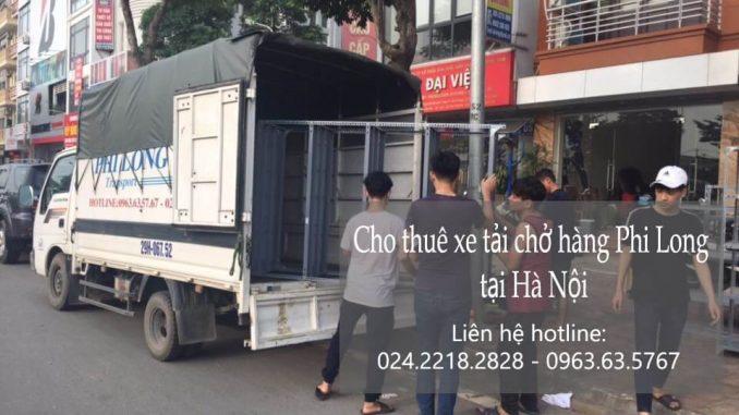 Dịch vụ taxi tải Hà Nội tại đường Lê Duẩn