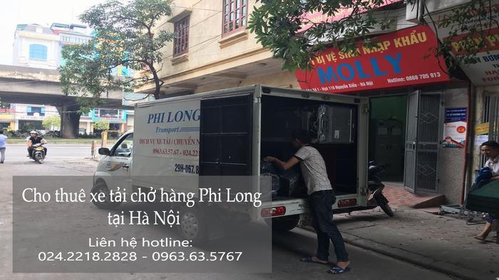 Dịch vụ taxi tải tại phố Dã Tượng