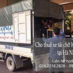 Dịch vụ taxi tải Hà Nội tại phố Chả Cá