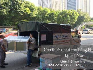 Dịch vụ taxi tải cho thuê xe tải tại phường Mai Động