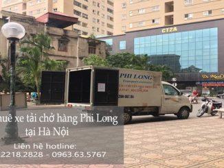 Dịch vụ taxi tải tại phố Đường Thành