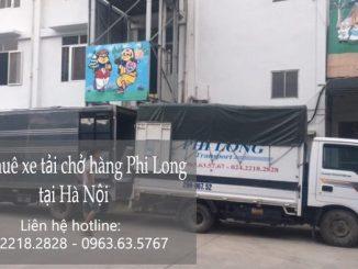 Dịch vụ taxi tải Hà Nội tại phố Hoàng Văn Thái