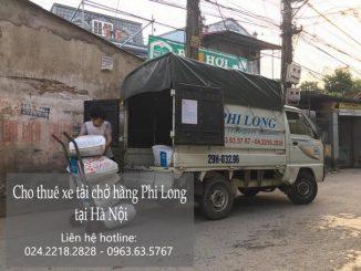 Taxi tải Hà Nội tại phố Hàng Khay