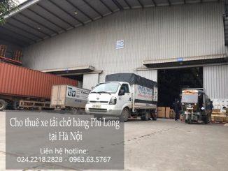 Dịch vụ taxi tải Hà Nội tại phố Hoàng Diệu