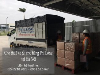 Dịch vụ taxi tải Hà Nội tại phố Kim Mã Thượng