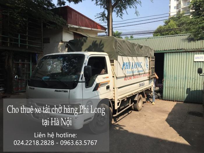 Taxi tải Hà Nội tại phố Hàng Da