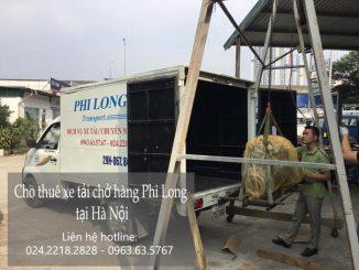 Taxi tải Hà Nội tại phố Hàng Chai
