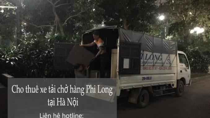 Dịch vụ taxi tải Hà Nội tại đường La Thành