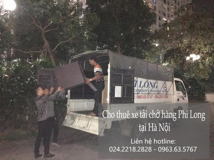 Taxi tải Hà Nội tại phố Hàng Tre