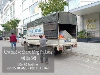 Dịch vụ taxi tải Hà Nội tại phố Lê Quý Đôn